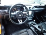 2019 Ford Mustang GT Premium Fastback Dashboard