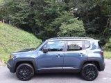 2020 Slate Blue Pearl Jeep Renegade Sport 4x4 #139073539