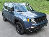 2020 Jeep Renegade Sport 4x4 Front 3/4 View