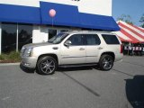 2007 Gold Mist Cadillac Escalade  #13888606
