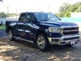 2020 Hydro Blue Pearl Ram 1500 Big Horn Quad Cab 4x4 #139090301