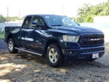 2020 Hydro Blue Pearl Ram 1500 Big Horn Quad Cab 4x4 #139090303