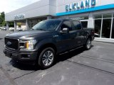 2018 Magnetic Ford F150 XL SuperCrew 4x4 #139090323