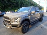 2020 Ford F150 SVT Raptor SuperCrew 4x4 Front 3/4 View