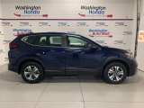 2020 Obsidian Blue Pearl Honda CR-V LX AWD #139098349