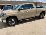 2020 Quicksand Toyota Tundra Limited Double Cab 4x4 #139113019