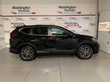 2020 Crystal Black Pearl Honda CR-V EX AWD #139112919