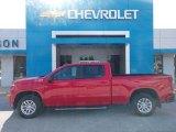 2020 Red Hot Chevrolet Silverado 1500 RST Crew Cab 4x4 #139125534