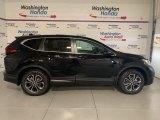 2020 Crystal Black Pearl Honda CR-V EX-L AWD #139125392