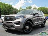 2020 Ford Explorer Sterling Gray Metallic