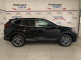 2020 Crystal Black Pearl Honda CR-V EX-L AWD #139125391