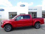 2020 Rapid Red Ford F150 XLT SuperCrew 4x4 #139137844