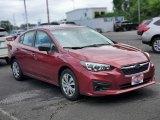 2019 Crimson Red Pearl Subaru Impreza 2.0i 4-Door #139151898