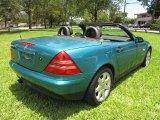 1998 Mercedes-Benz SLK 230 Kompressor Roadster