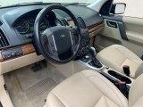 Land Rover LR2 Interiors