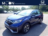 2020 Obsidian Blue Pearl Honda CR-V LX AWD #139172829