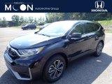 2020 Crystal Black Pearl Honda CR-V EX AWD #139172828