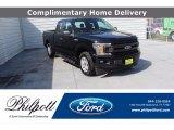 2018 Shadow Black Ford F150 XL SuperCab #139172847