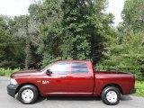 2020 Delmonico Red Pearl Ram 1500 Tradesman Crew Cab 4x4 #139172703