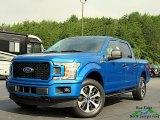 2020 Velocity Blue Ford F150 STX SuperCrew 4x4 #139186016