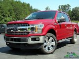 2020 Rapid Red Ford F150 XLT SuperCrew 4x4 #139201818
