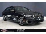 2020 Black Sapphire Metallic BMW 3 Series M340i Sedan #139201919
