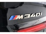 BMW 3 Series 2020 Badges and Logos