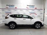 2020 Platinum White Pearl Honda CR-V LX AWD #139201889