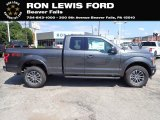 2020 Magnetic Ford F150 XLT SuperCab 4x4 #139213343