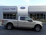 2018 White Gold Ford F150 XLT SuperCab 4x4 #139213386