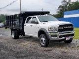 2020 Ram 5500 Tradesman Crew Cab 4x4 Chassis
