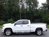 2020 Summit White Chevrolet Silverado 1500 Custom Double Cab #139227101