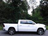 2020 Ram 1500 Ivory White Tri-Coat Pearl