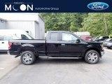 2020 Agate Black Ford F150 XLT SuperCab 4x4 #139246054