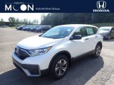 2020 Platinum White Pearl Honda CR-V LX AWD #139246048