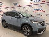 2020 Sonic Gray Pearl Honda CR-V EX-L AWD #139245982