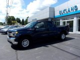 2020 Northsky Blue Metallic Chevrolet Silverado 1500 LT Crew Cab 4x4 #139258978