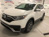 2020 Platinum White Pearl Honda CR-V EX-L AWD #139258995