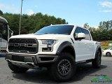 2020 Oxford White Ford F150 SVT Raptor SuperCrew 4x4 #139258923