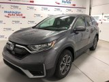 2020 Modern Steel Metallic Honda CR-V EX-L AWD #139258983
