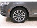 Audi Q7 Wheels and Tires