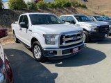 2016 Oxford White Ford F150 XLT SuperCab #139283592