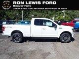2020 Oxford White Ford F150 XLT SuperCrew 4x4 #139283465