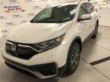 2020 Platinum White Pearl Honda CR-V EX-L AWD #139283501