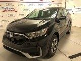 2020 Crystal Black Pearl Honda CR-V LX AWD #139283499