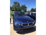 2020 Mediterranean Blue Metallic BMW 3 Series 330i xDrive Sedan #139283636