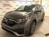 2020 Modern Steel Metallic Honda CR-V EX-L AWD #139283493