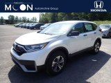 2020 Platinum White Pearl Honda CR-V LX AWD #139283559