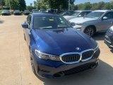 2020 Mediterranean Blue Metallic BMW 3 Series 330i xDrive Sedan #139297507