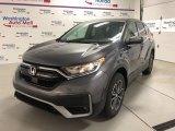 2020 Modern Steel Metallic Honda CR-V EX-L AWD #139297395